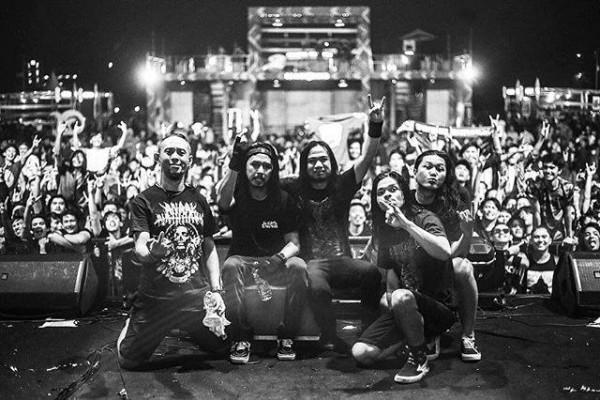 5 Band Metal Indonesia Yang Go Internasional